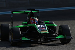 GP3 Breaking news Seb Morris invited onto FIA Institute Young Driver Excellence Academy