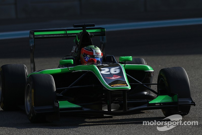 Seb Morris invited onto FIA Institute Young Driver Excellence Academy