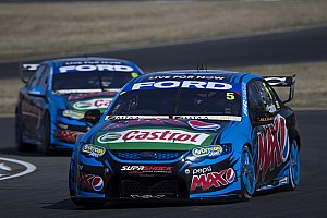 Bleeding blue ... V8 Supercars losing support of Ford a major blow