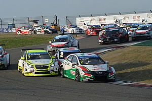 WTCC Breaking news WTCC calendar sees many changes ahead of 2015
