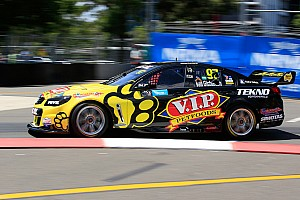 V8 Supercars Race report Van Gisbergen steals finale victory away from Tander