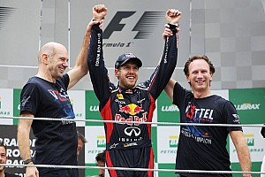 Tough to see Vettel go, says Horner