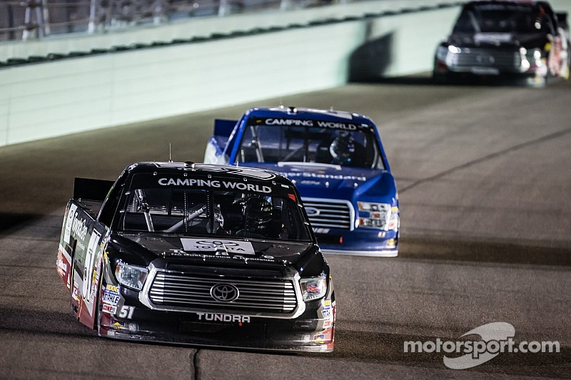 Kyle Busch Motorsports finalizes crew chief lineup, truck numbers for 2015
