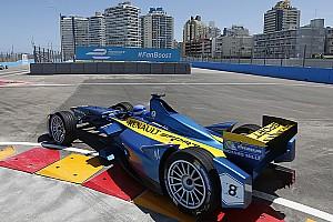 Formula E Race report Formula E at Punta del Este set some new series high marks