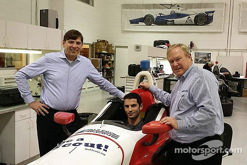 Rossi to Dale Coyne Racing in IndyCar?