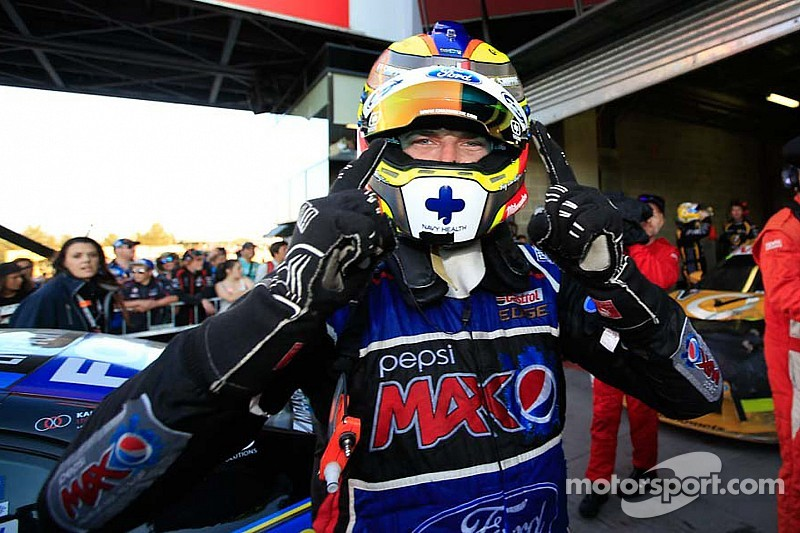 Top 20 moments of 2014, #9: The rookie bests the legend at Bathurst