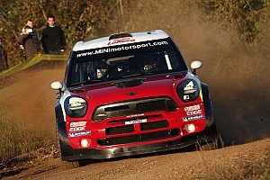 JRM assess rallycross options after acquiring MINI RX cars
