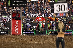 AMA Breaking news Wil Hahn suffers multiple injuries in season-opener, to miss remainder of 2015 - video