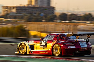 RAM Racing qualifies fourth for Dubai 24 Hours