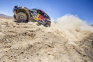 Dakar Stage report Rodrigues steps out of the shadows, Al-Attiyah rams home his advantage