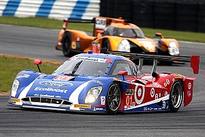 Ganassi on top in opening day of Roar testing
