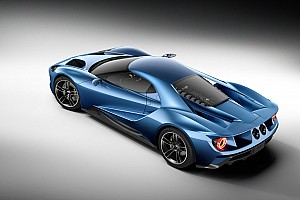 Automotive Breaking news In the flesh, Ford's new GT does not disappoint