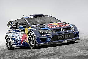 WRC Breaking news New technology, new design: presenting the second generation Polo R WR