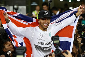 No rush to extend Mercedes deal, says Hamilton