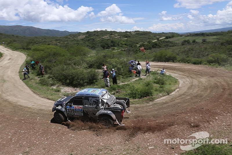 Robb's Dakar ride: Day 12
