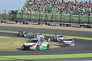 WTCC Breaking news Twin Ring Motegi is new WTCC home in Japan