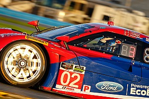 Rolex 24 Hour 1 update: Ganassi leads the way