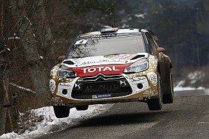 WRC Breaking news Sebastien Loeb not planning to return to rally in 2015
