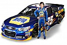 Chase Elliott's first Sprint Cup car unveiled