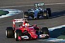 Rosberg surprised by pace of Ferrari