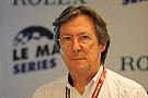 Le Mans Race Director Daniel Poissenot retires