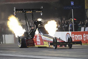 NHRA Qualifying report Kalitta, Johnson Jr. and Line lead qualifying at Pomona