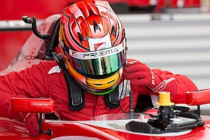 F3 Breaking news Ferrari confirms F3 move for Lance Stroll