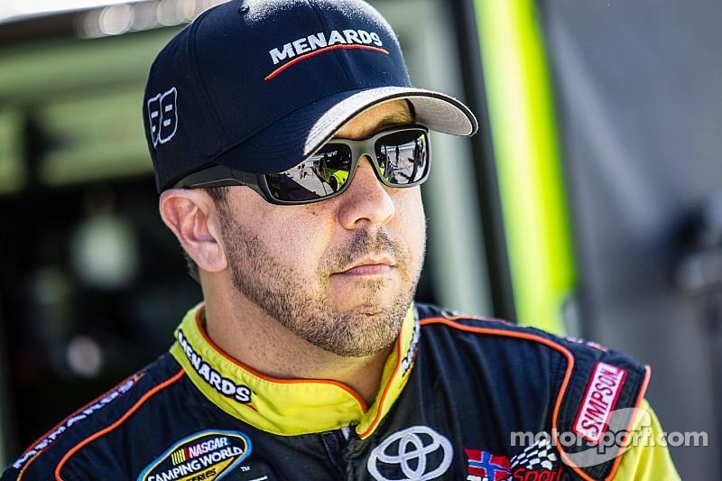 Matt Crafton will sub for Kyle Busch in the Daytona 500 - nascar-truck-homestead-2014-matt-crafton
