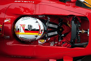 Formula 1 Breaking news Vettel might ignore helmet livery change ban