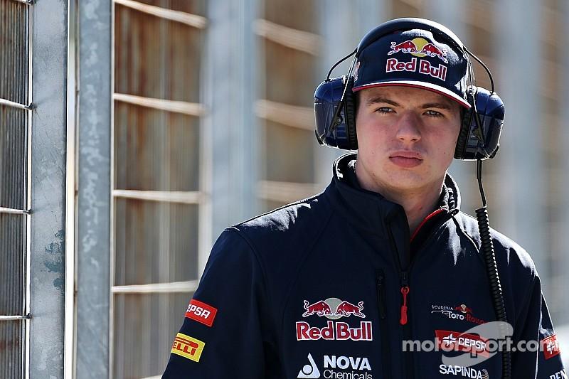 Algunos adolescentes pueden estar listo para F1 - Verstappen