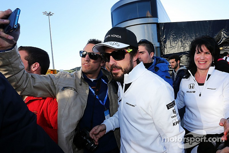 Alonso finally released from hospital