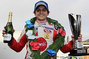 F3 Europe Breaking news Pietro Fittipaldi signs for Fortec's FIA F3 European attack