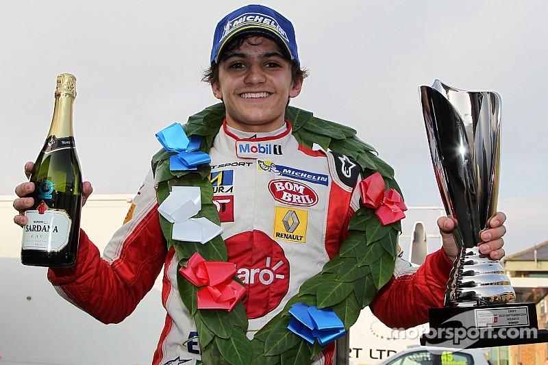 Pietro Fittipaldi signs for Fortec's FIA F3 European attack