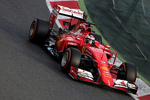Formula 1 Testing report Ferrari: The opening day of the final test session of the winter at Montmelò