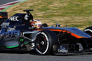 How Force India got to Barcelona