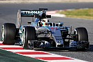 Mixed bag for Lewis Hamilton on day three at the Circuit de Barcelona-Catalunya