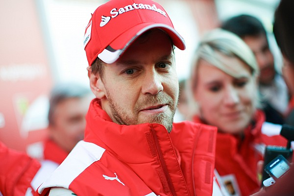 Vettel says Ferrari talks began in 2008
