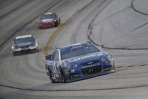 NASCAR Sprint Cup Commentary Johnson goes for jackpot in Vegas