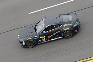 PWC Qualifying report TRG-AMR driver Kris Wilson takes gts pole at Circuit of The Americas