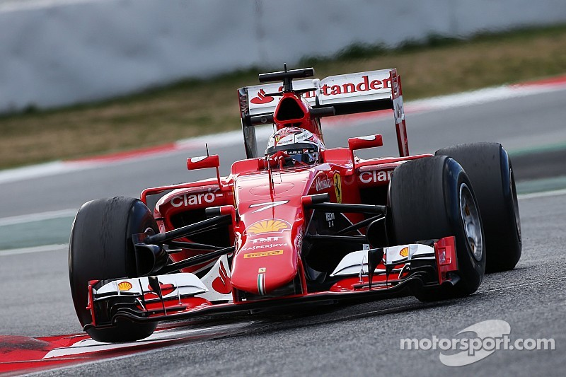 Ferrari goes to Australia with 'conservative' engine