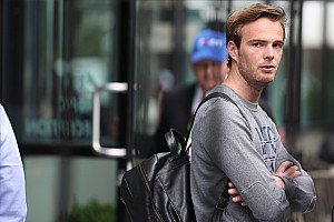 Can Sauber and van der Garde do a deal by Saturday?