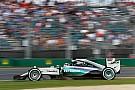 La parrilla de salida del Gran Premio de Australia