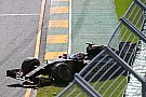 Lotus: Both cars out of the race by the end of the first lap at Albert Park
