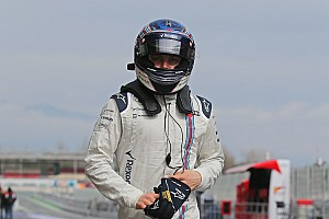 Bottas making progress on back injury