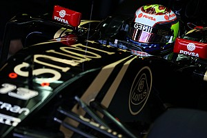 Lotus: Looking ahead the Malaysian GP