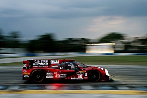 IMSA Practice report Michael Shank goes to the top of the charts in fourth Sebring practice