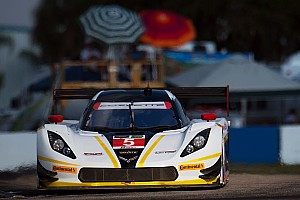 Three hours remain at Sebring and it's Action Express' race to lose