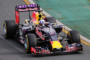 "Ricciardo admits Renault F1 ""tension"" not helping"