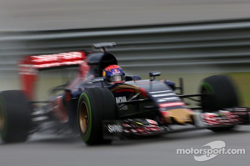 Verstappen, el más joven en sumar puntos