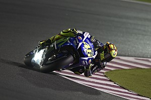 MotoGP Race report Rossi hails Qatar victory 'one of the best ever'